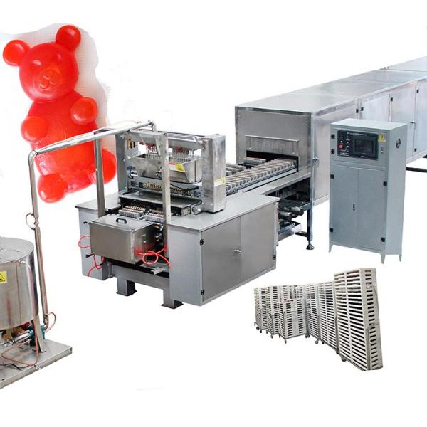 Small Gummy Bear Candy Making Machine With Factory Price