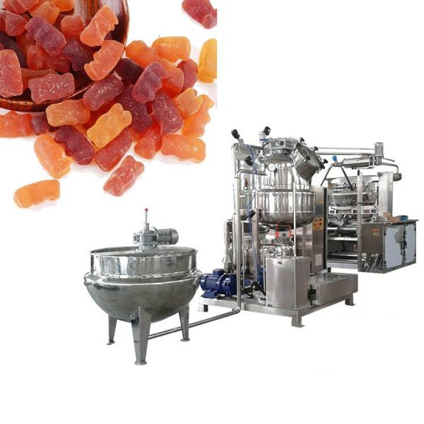 Kl-160 Good Price Multi-Function Automatic Ice Bear Food Candy Packing Machine