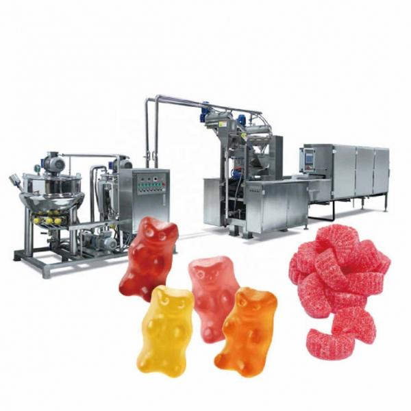 Hot Selling Electric gummy bear soft candy maker with new design